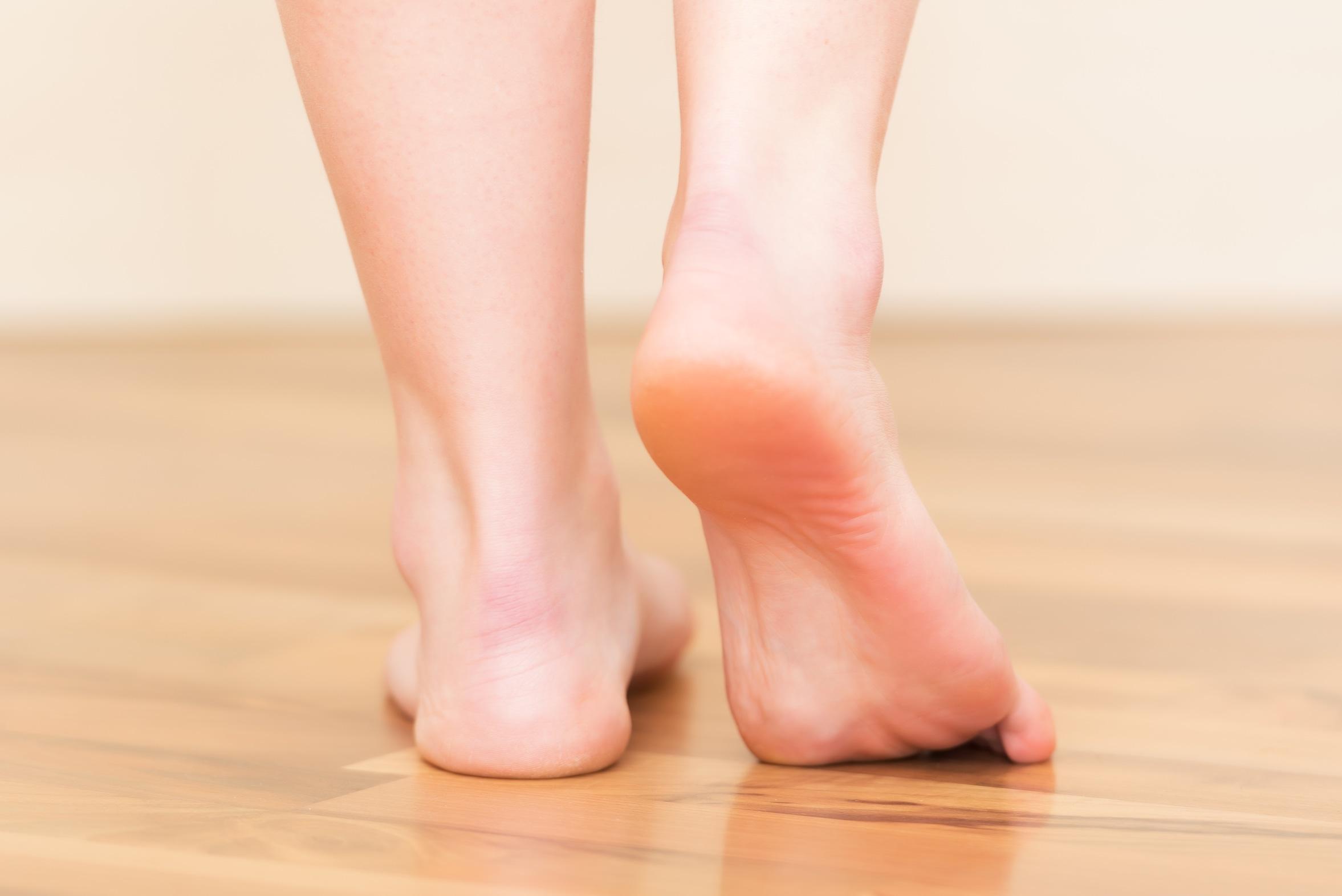 ¿Qué es el pie plano?