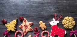 Consejos para llevar una navidad saludable