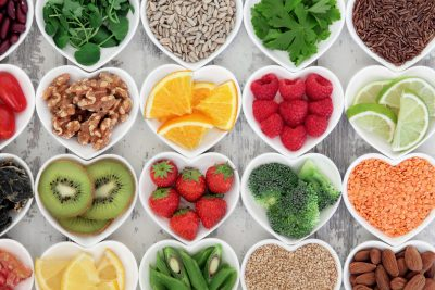 No hay un solo alimento que contenga todos los nutrientes.