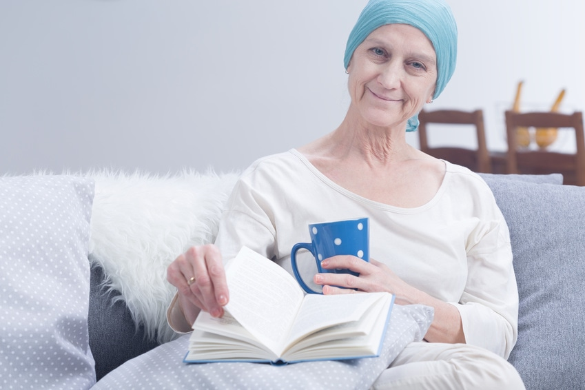 La alimentación con cáncer