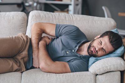 El colon irritable es una disfunción del intestino.