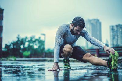 Comprueba el estado de su salud antes de empezar una actividad como el running