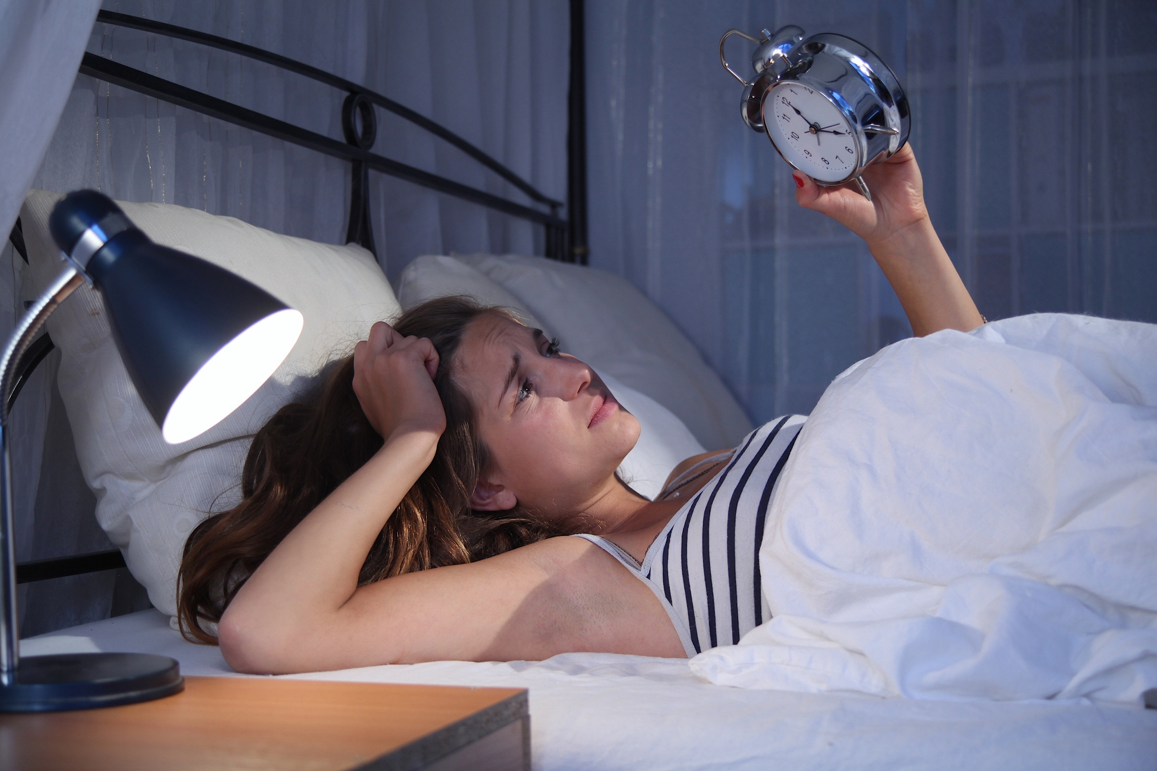 Claves para superar el insomnio.