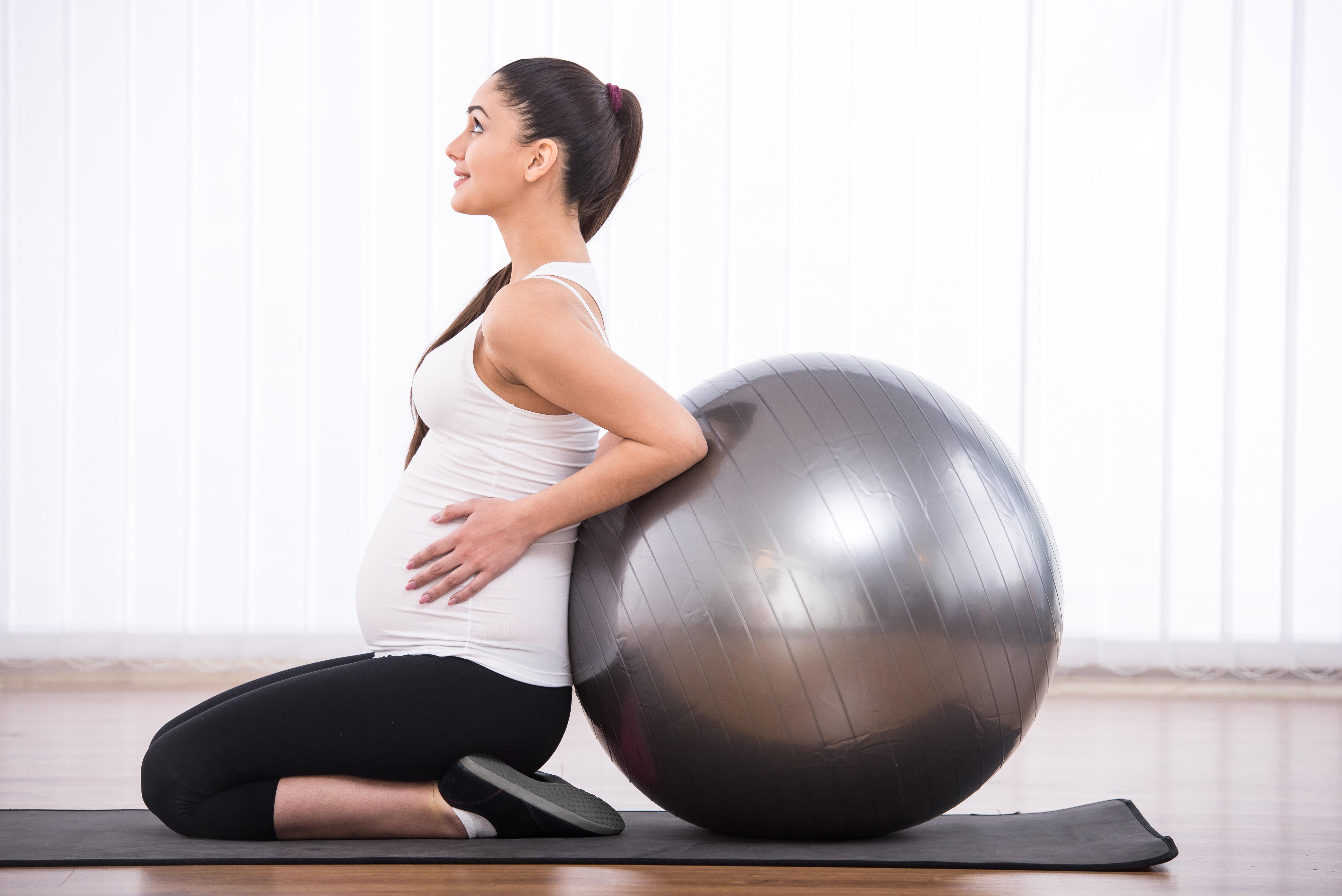 ¿Puedo hacer deporte si estoy embarazada?