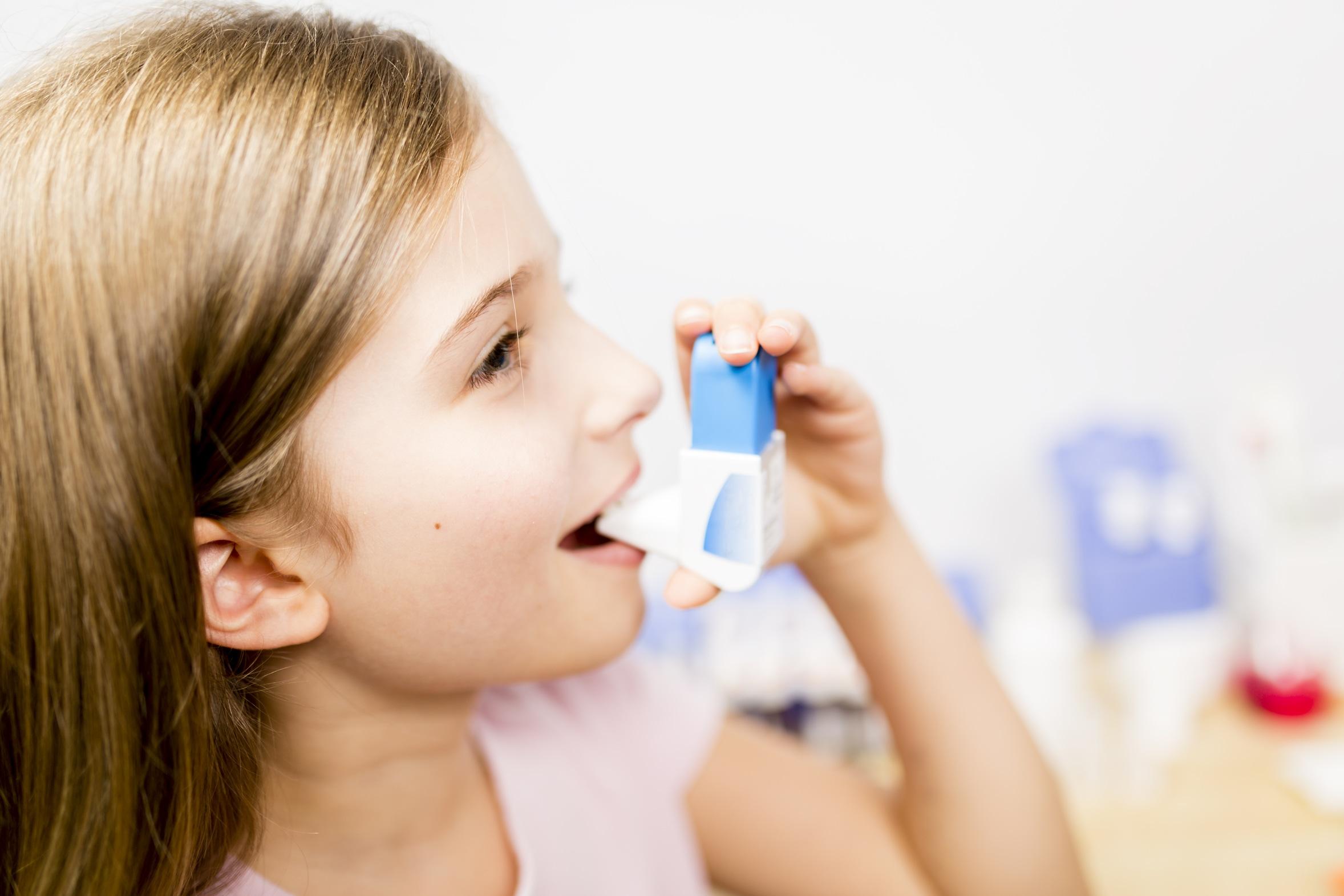Claves para sobrellevar el asma.